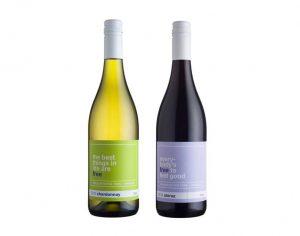 Preservative Free Organic Shiraz Chardonnay